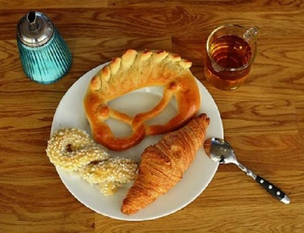 что едят немцы на завтрак