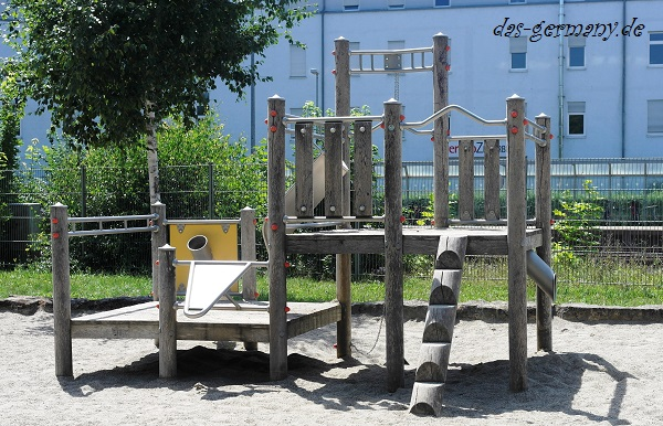 песочница в германии