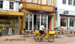почтальоны-велосипедисты