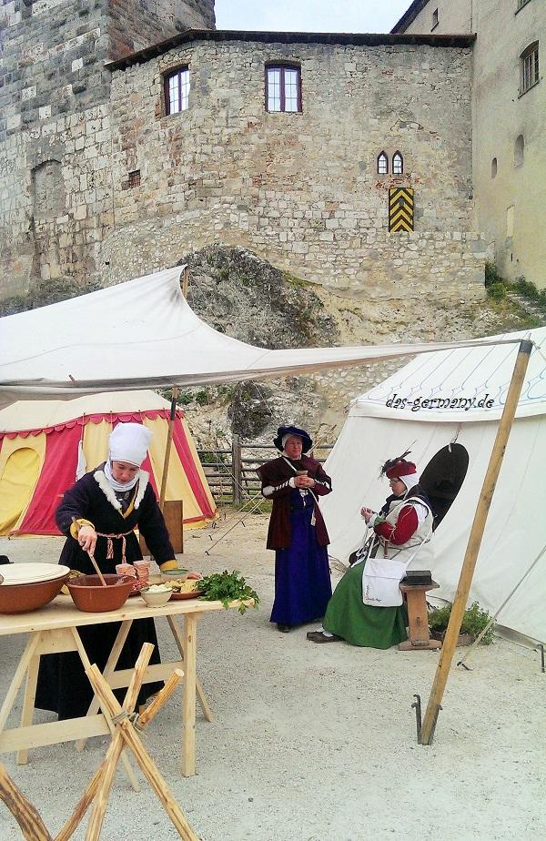 средневековая германия