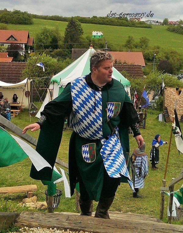 средневековый фестиваль