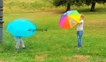 дождь по-немецки
