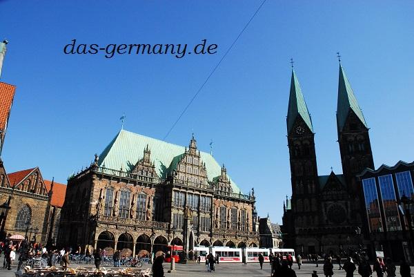 16 земель Германии