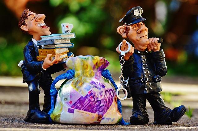 штрафы в Германии