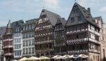 фахверковые домики в Германии