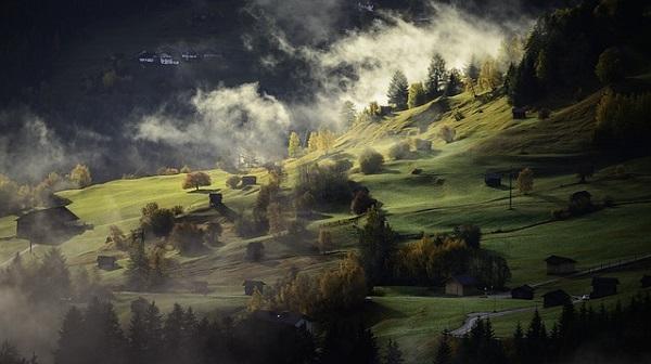 туман по-немецки