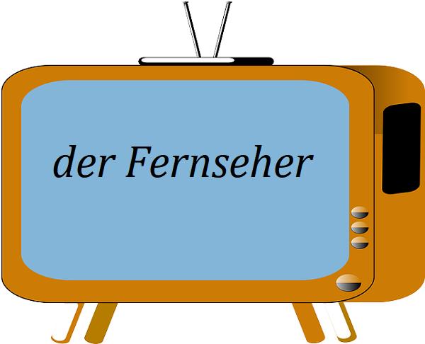 телевизор по-немецки