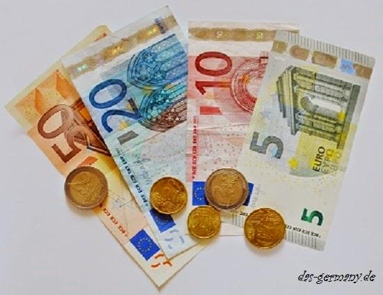 Деньги в Германии