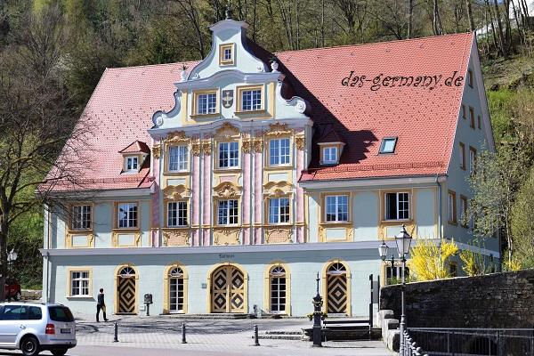 деревня в германии