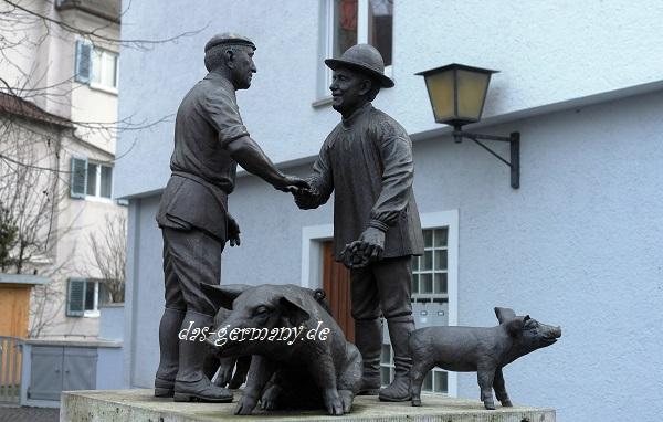 свинья в германии