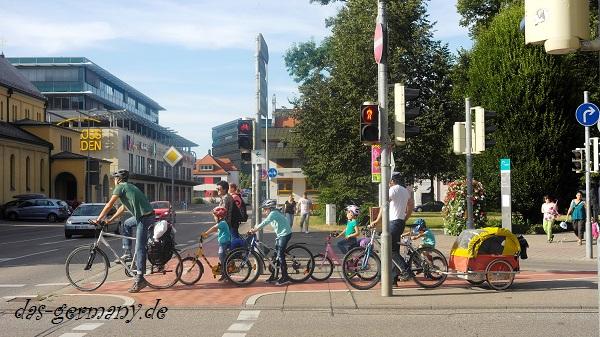 велосипедная германия