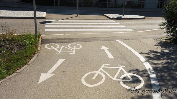 велосипед в германии