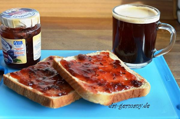 завтрак немца
