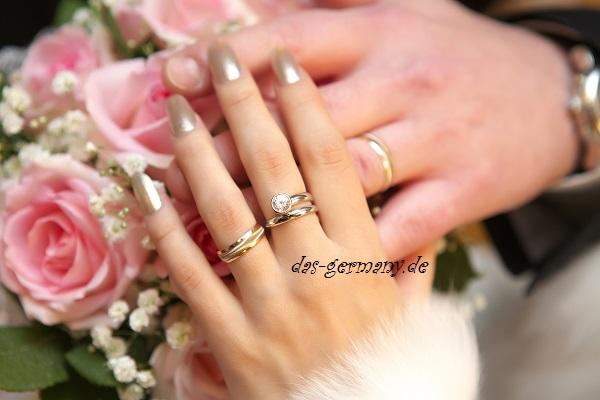 свадьба по-немецки