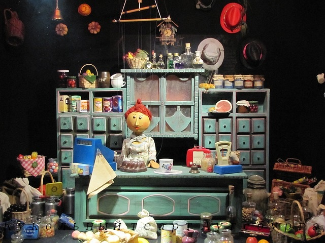 кукольный театр Аугсбурга